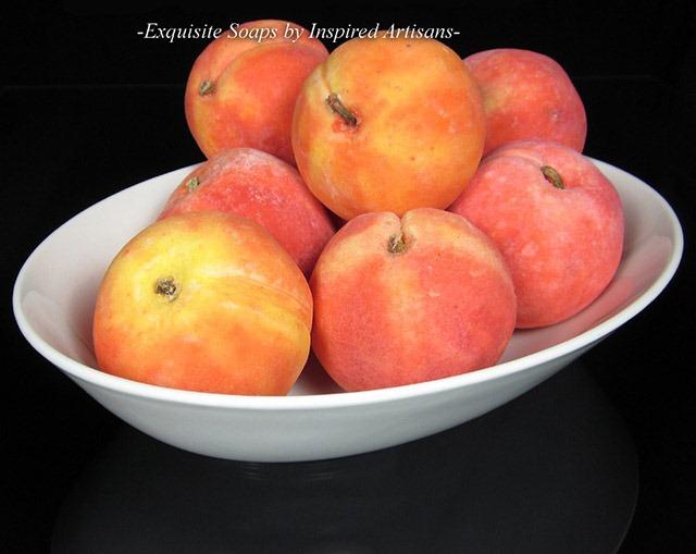 handmade-soap-peach