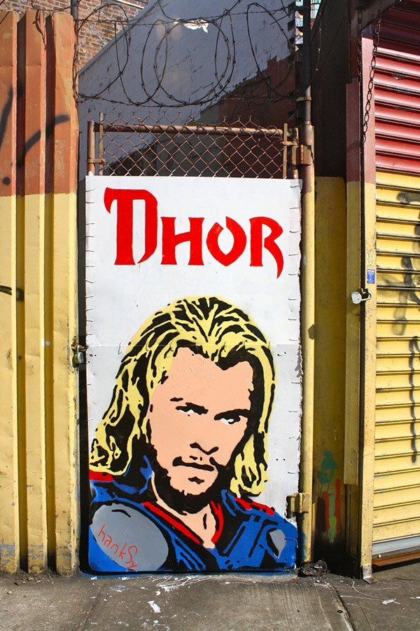 One Does Not Simply Walk into Thor Door