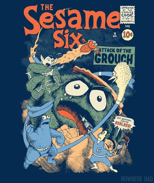 The Sesame Six