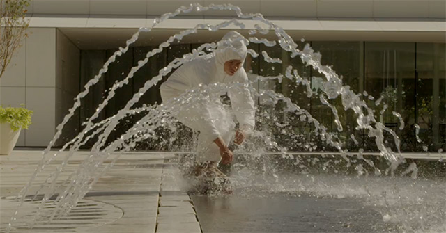 """Raindrops"" – A Skateboarding Short"