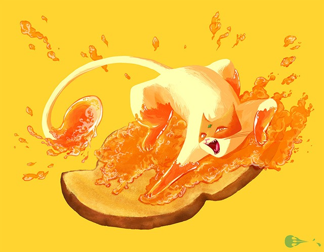 Marmalade--Condiment-creatures-by-Imogen-Scoppie
