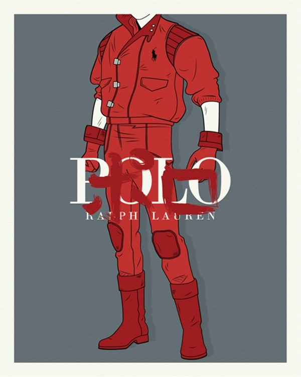 """Neo Polo"" – A Satirical Art Print by LifeVersa"