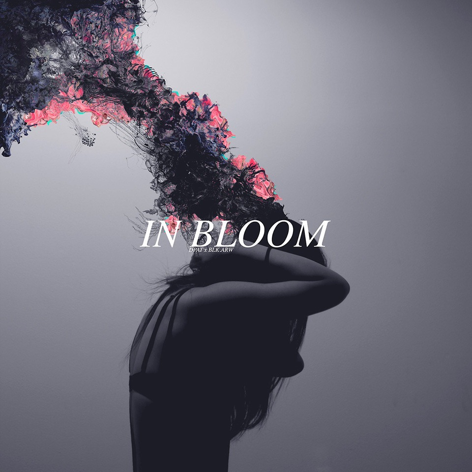 In Bloom Album Cover Art by The Black Arrow