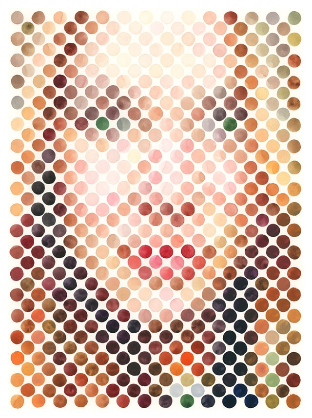 Dot_Portrait_Annie_Nathan_Manire
