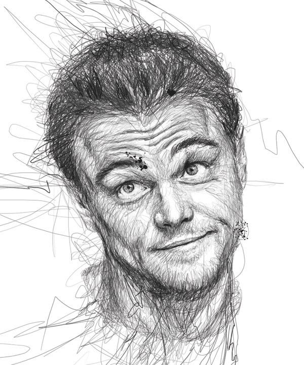 Leonardo-DiCaprio-Illustration-by-Vince-Low-