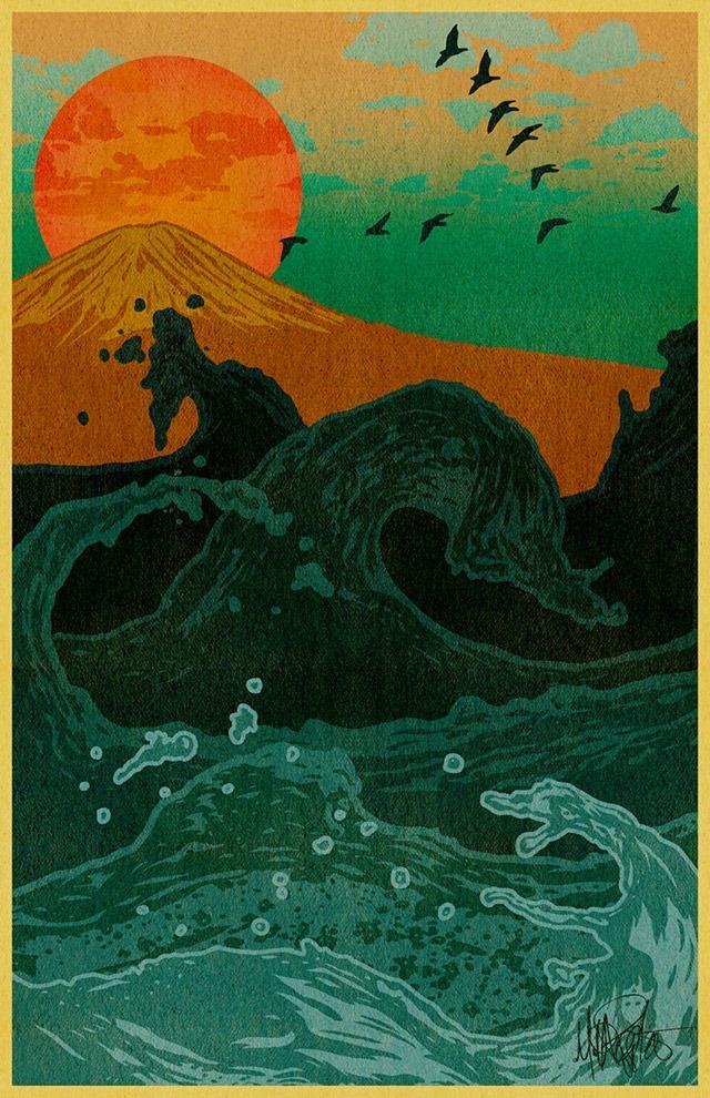 Mount-Fuji-Illustration-by-Matt-Peppler