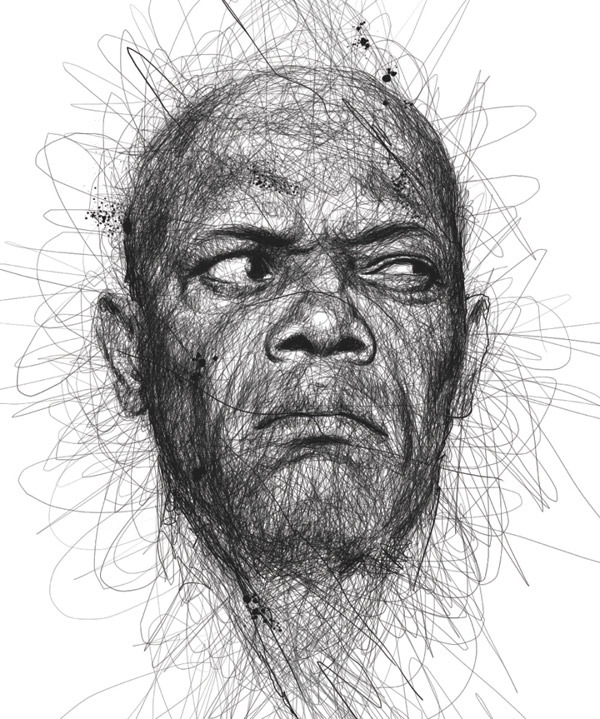 Samuel-Jackson-Illustration-by-Vince-Low
