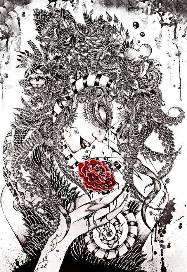 Maahy-Tentacle-Bride