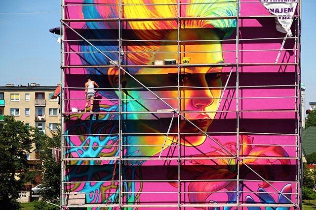 Spellbound-Street-Art-Mural-by-Natalia-Rak-05