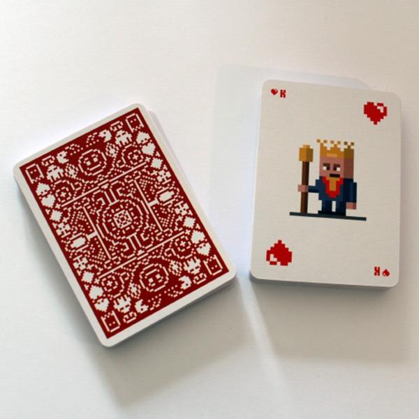 Pixel Poker Cards Game
