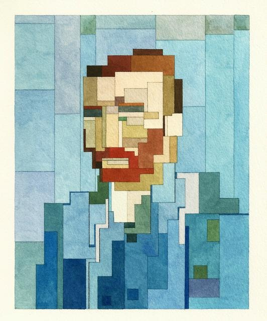 Adam Lister - Van Gogh's self portrait