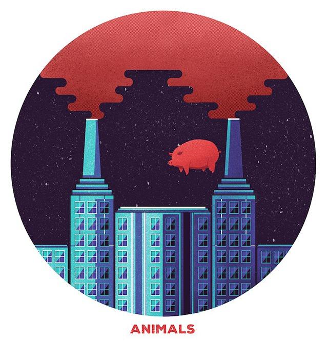Pink-Floyd-Animals-for-gallery-1988-LA-Maria-Suarez-Inclan