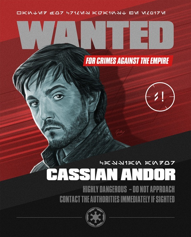 Cassian Rogue One
