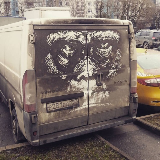 Dirt Art by Nikita Golubev 02