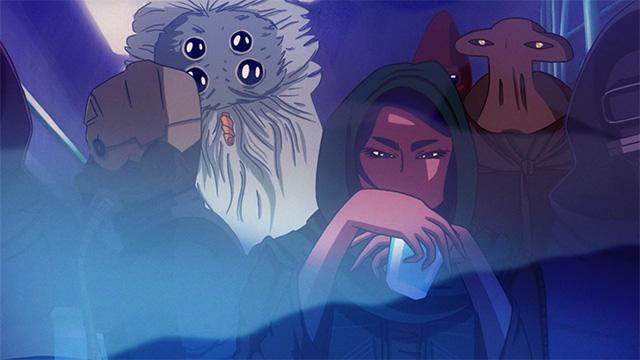 'Episode II : Blue Milk' – Short Animated Film Based on Star Wars