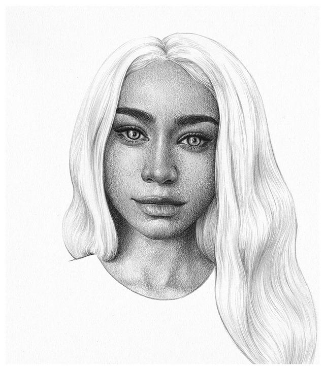 Drawings women pic 82