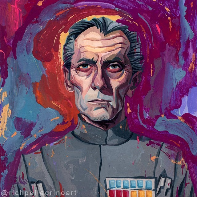 Tarkin-Star-Wars-Painting-by-Rich-Pellegrino