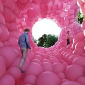 Mind-boggling Art Installations Designed by Cyril Lancelin