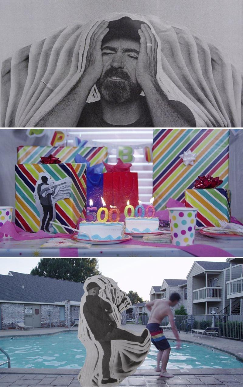 Half A Million Music Video The Shins LAMAR NIK